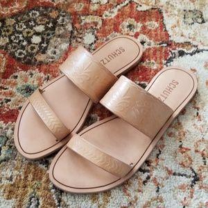 Concetta Sandals - Light Tan
